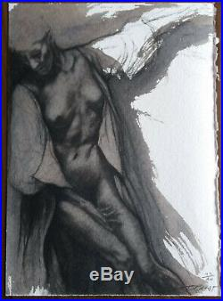 (5) Ernest PIGNON ERNEST lithographie numérotée (x/40) et signée