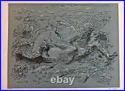 André Masson Lithographie erotic Aix-en-Provence Surrealisme Expressionisme