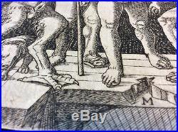 Andrea Mantegna 1431-1506 Allégorie de la vertu du vive et de l'ignorance 1495