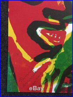 Bengt Lindstrom Lithographie 170/250