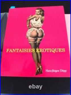 Berthomme St Andre -erotisme Eloge De La Fesse -litho Aquarellee 1940- X4