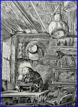 Burin daprès Albrecht DURER Nürnberg