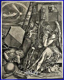 Burin de Johannes WIERIX daprès DURER