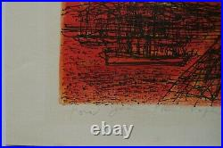 Carzou Jean Lithographie Signée Au Crayon Handsigned Lithograph Arménie Salomé