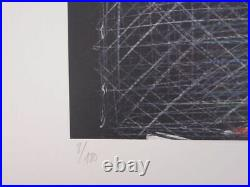 César (César Baldaccini, dit) Lithographie numérotée Le Centaure