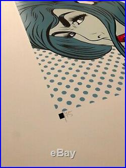 DFACE TURN COAT 2018 ED 75 LIMITED Kaws Banksy Invader Calleja Seth Condo