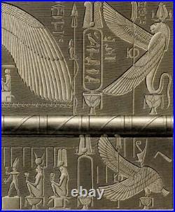 Dendérah Tentyris Egyptologie Hieroglyphes Architecture Description de l'egypte