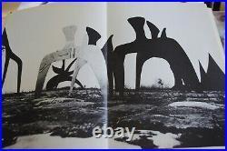 Derriere le miroir Calder nr 190 1971