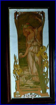 ELISABETH SONREL (1874 / 1954). Lithographie originale