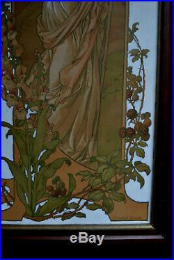 ELISABETH SONREL (1874 1954) Lithographie originale