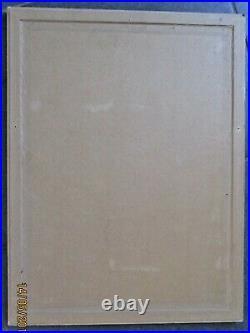 Gravure ancienne 19° siècle L'Education d'Achille Bervic