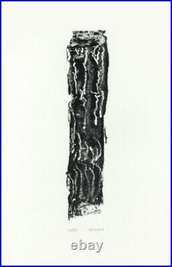 Henri Michaux, Estampe, Sans Titre