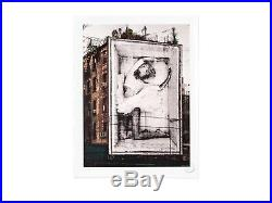 JR Jean René BALLERINA IN CRATE Street Art -Sold Out- Ed of 250