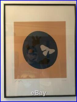 Jean Hans Arp Lithographie signée numérotée