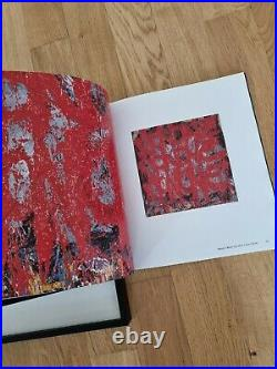 Jonone Lithographie 2014 encadrée, datée et signée + livre exposition signé