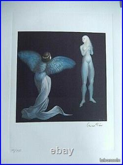Leonor Fini / Lithographie + Certificat
