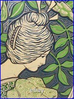 Les Maîtres de l'Affiche Volume 4 1899 Chaix belle couverture Paul Berthon