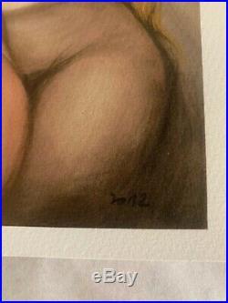 Lithographie Miss Van signée C215 Invader Banksy Blek Miss tic JonOne Obey Art