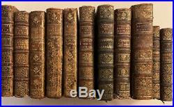Lot 11 livres XVIII° Provenance Duc de La Rochefoucauld Louis XIV Versailles