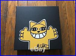 M. Chat (Thoma Vuille) MR CHAT, GRAFFITI, STREET ART, NO BANSKY, DILLON BOY