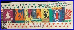 Matisse Henri Elle Vit A Paraitre Le Matin. 1950 Lithographie