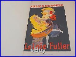 Mucha, Chéret, Toulouse-Lautrec. Les Affiches illustrées, Maindron 1896