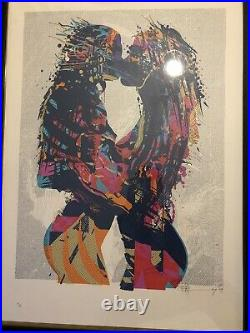 Paul Insect Print Anathomie Of Love Pow Banksy