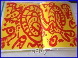 Pop-art/ Walasse Ting/one Cent Life-warhol-lichtenstein. 62 Lithos/kornfeld 1964