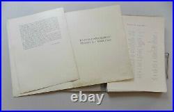 Port-folio Etoffes d'ameublement. 1925. 48 planches dont DUFY, DUFRENE, RUHLMANN