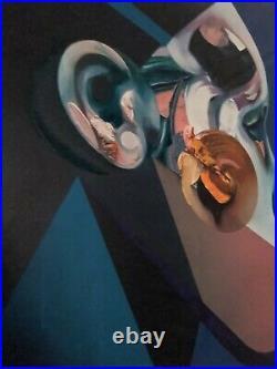 Ryan Hewett African Child Edition 150 80x80cm