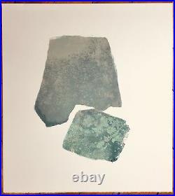 Tal-Coat Pierre lithographie originale art abstrait abstraction lyrique Vannes