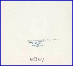 UWEstampe japonaise originale Kuniyoshi Signe zodiacal lapin 73 L11